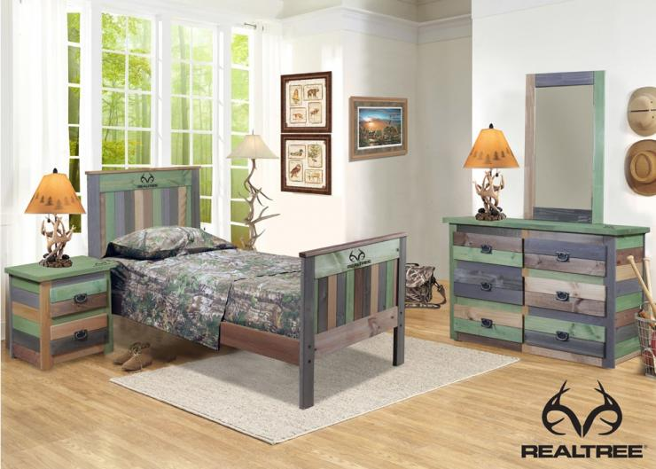 Manufactured By Pine Crafter Furniture