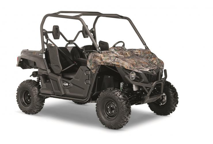 Yamaha Side By Side >> Yamaha 2016 Wolverine Side By Side Sxs In Realtree Xtra
