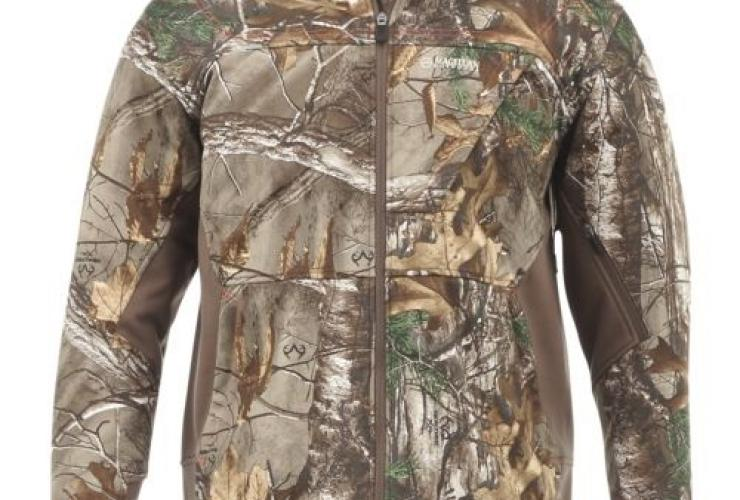 fde3a2be0629d Manufactured by Academy Sports + Outdoors. Share. Magellan Outdoors Mens  MESA Softshell Jacket in Realtree Xtra