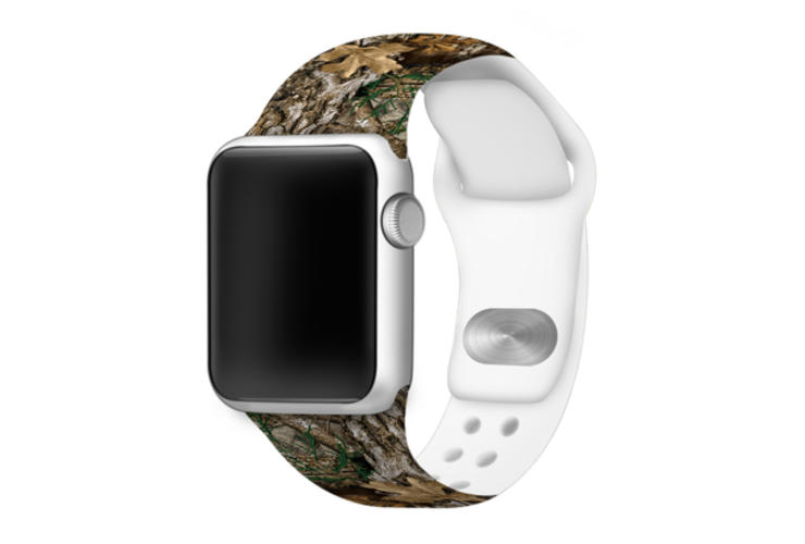 459b947fa1a Manufactured by Affinity Bands. Share. Realtree EDGE Camo Silicone Sport  Band Compatible with Apple Watch