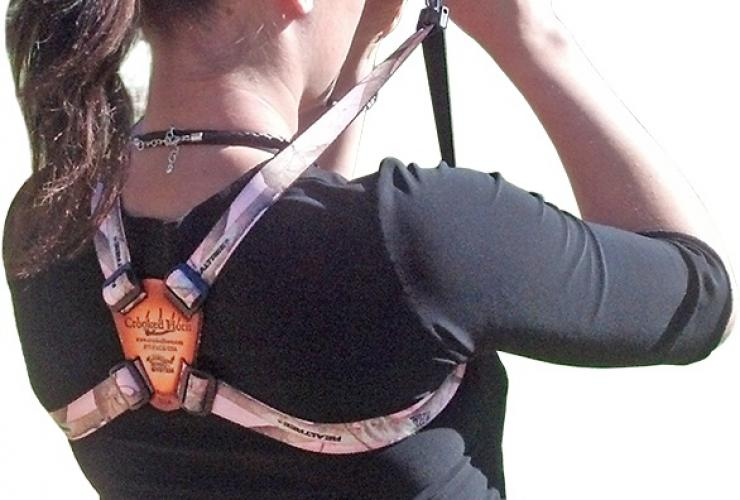 Purchase Realtree AP Pink Binocular Harness by Crooked Horn ...