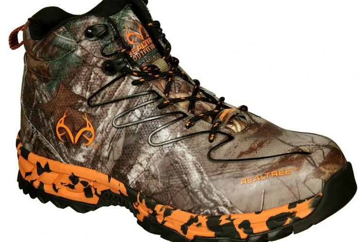 Realtree Outfitters Composite Toe
