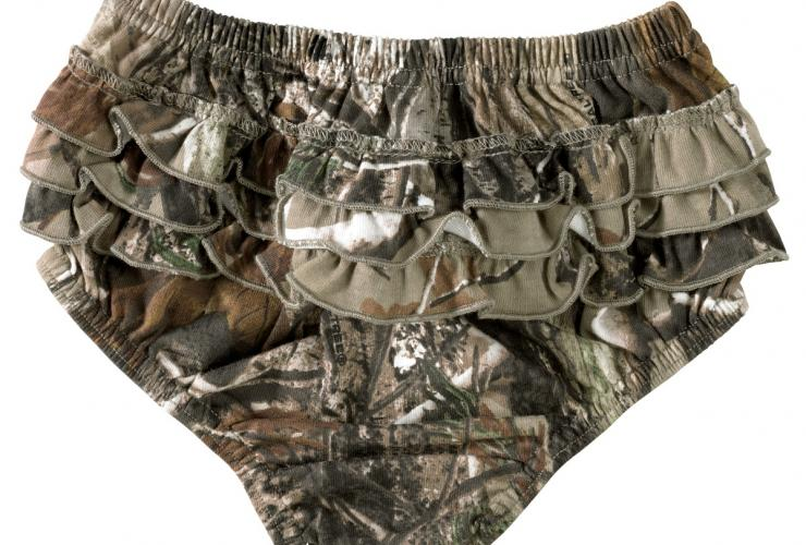 4b220549e7 Manufactured by Bass Pro Shops. Share. Realtree camo baby clothing ...