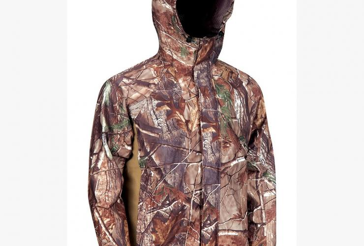 7987070746575 Gander Mountain Introduces New Camo Rainwear| Find Products | Realtree ®
