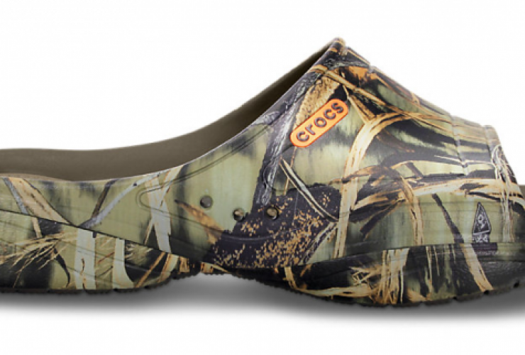 be6d3a2c748469 Manufactured by Crocs. Share. Crocs MODI 2.0 Realtree Max-4® Slide
