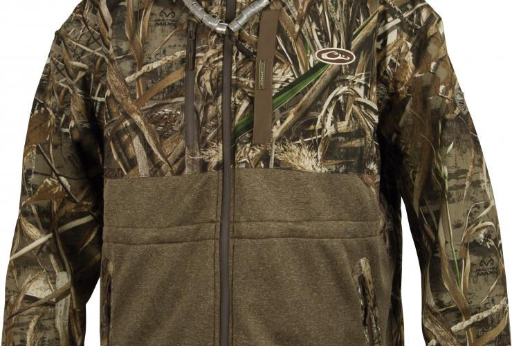 45c461dff4a64 Manufactured by Drake Waterfowl Systems. Share. Guardian Elite™ Eqwader™ Full  Zip ...