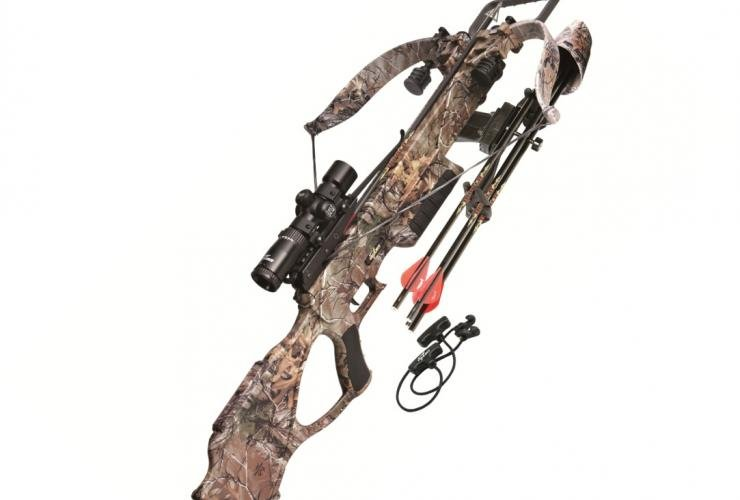 Introducing the New Realtree Xtra Camo Crossbow by Excalibur