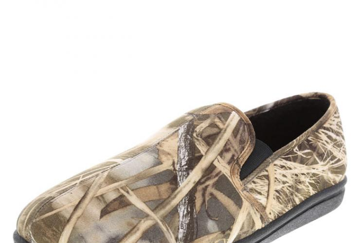 00763e5c379e6 Manufactured by Payless. Share. Grant Camo Slipper by Payless