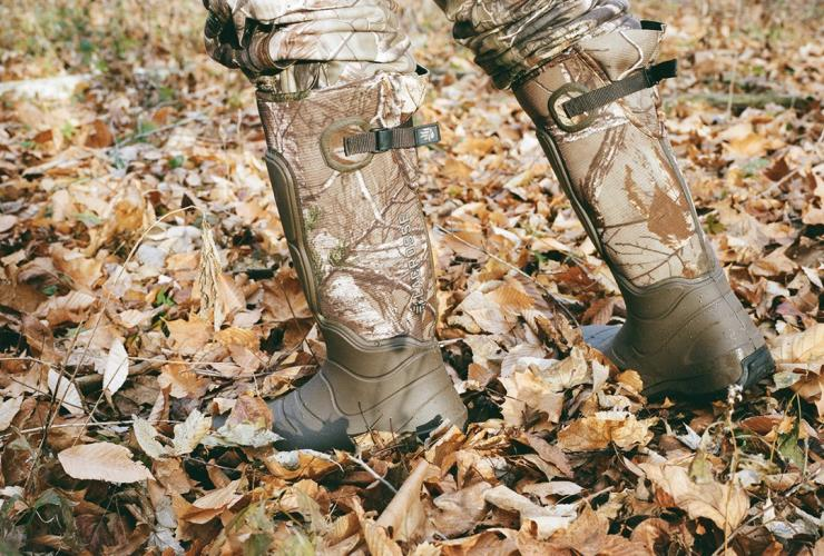 5358b8d7130 AeroHead Hunting Boots by LaCrosse