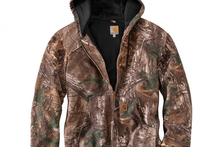 a42af7d4bc4ff Manufactured by Carhartt. Share. Carhartt Hunting Jacket in Realtree Xtra