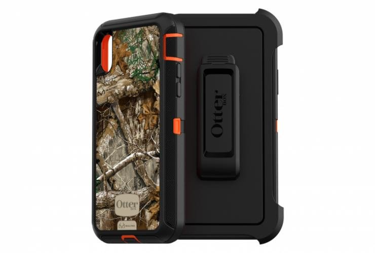 finest selection 4ff10 7ea61 OtterBox Defender Series Screenless Edition Case for iPhone X/Xs in  Realtree EDGE and MAX-5