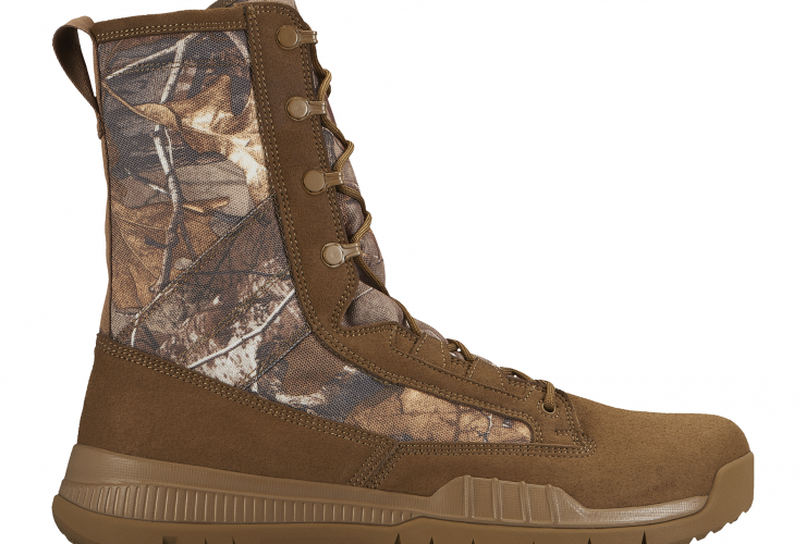 "5c6e4a1724 Manufactured by Nike. Share. Men s Nike SFB Field 8"" Realtree Boot"