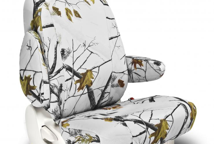 Realtree Custom Fit Seat Covers