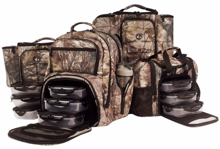 Six Pack Fitness Realtree Meal Prep Bags