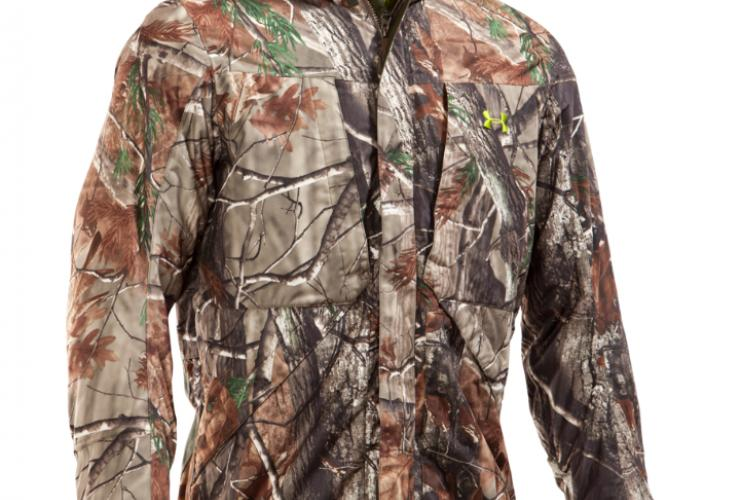 45cbdea4735a9 Manufactured by Under Armour. Share. Under Armour Scent Control Jacket