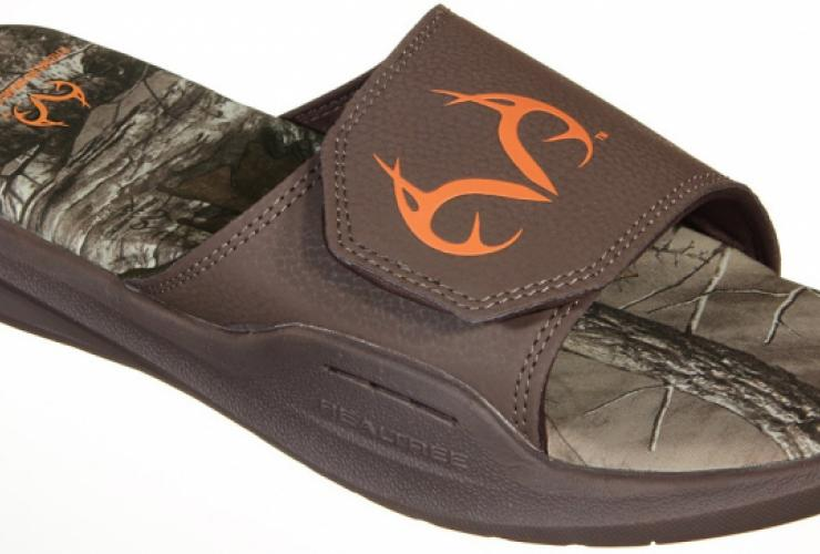 e7681388581a9 Manufactured by Old Dominion Footwear. Share. Realtree Outfitters Zack Slide  ...