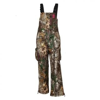 Rocky Athletic Mobility Women's Waterproof Insulated Bib in Realtree Xtra