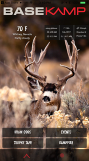 The BaseKamp Draw-Odds (and More) App for Western Big Game Hunting