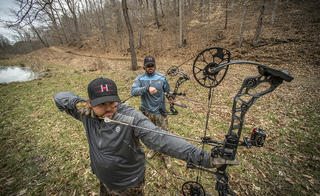Hone your weaponry skills to become an ethical deer hunter. (HeadHunters photo)