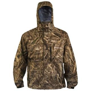 Compass 360 Gale™ Camo Rain Jacket in Realtree Xtra and MAX-5