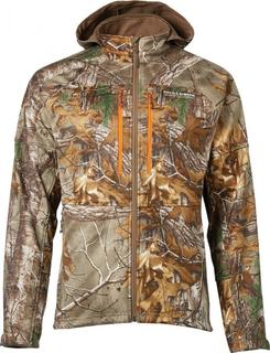 Field & Stream Men's Triumph Softshell Hunting Jacket and Pants in Realtree Xtra