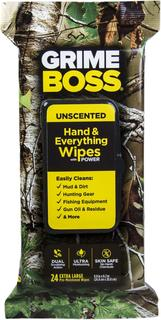GRIME BOSS® Realtree Wipes