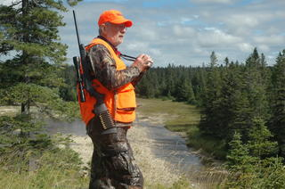 Outdoor writer J. Wayne Fears found himself stranded in the wilderness with minimal supplies.