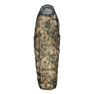 KSB 0˚ Synthetic Realtree Xtra Sleeping Bag by KLYMIT