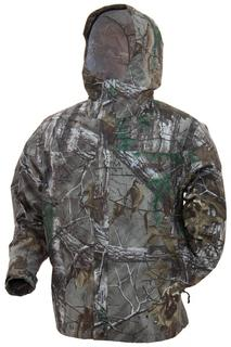 Frogg Toggs Java Toadz 2.5 Rain Jacket in Realtree Camo