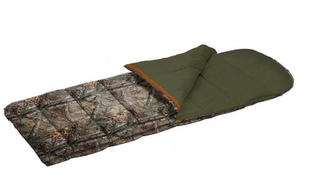 Master Sportsman Ranger Sleeping Bag in Realtree Xtra