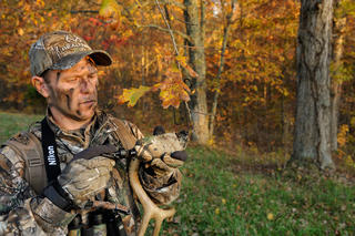Scrape drippers are especially useful for adding realism to mock scrapes, as they create the illusion the scrape is being visited regularly. (Realtree photo)