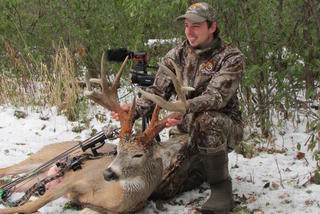 Another look at this beautiful Minnesota buck. (David Wienhold photo)