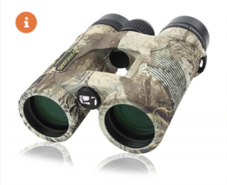 Major League Bowhunter Binocular in Realtree MAX-1 by VANGUARD