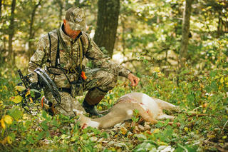 Do you take does early or late in the season? (Heartland Bowhunter photo)