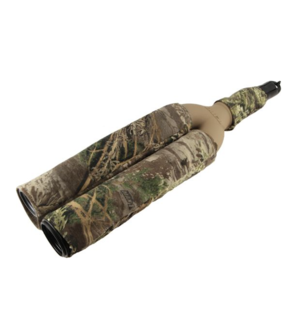 DUEL Game Calls Compact 17-Inch Bugle Tube in Realtree