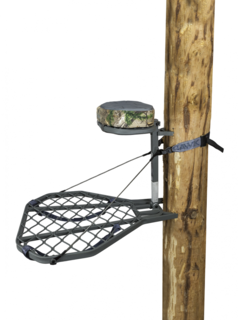 Hawk Helium XL Hang-On Treestand with Realtree Xtra