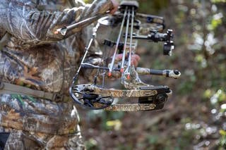 We've had it afield already, and the new Vertix is truly a great bow. (Realtree photo)