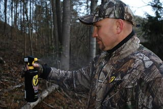 Scent control clothing does help, but there are several more steps that must be taken to reduce game-spooking odor. (Steve Flores photo)