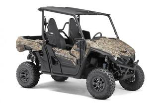 Yamaha Wolverine X2 Side-by-Side in Realtree EDGE
