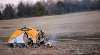 It's about the rush of an opening day. It's about following a blood trail. It's about knowing you're a deer hunter, understanding what that truly means, and showing others the way. (Russell Graves photo)
