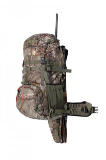 The Vorn Deer 42-Liter Backpack in Realtree Xtra is great for those back-country deer hunts.