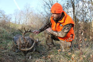 Include food plots in your game plan to have more success. (Josh Honeycutt photo)
