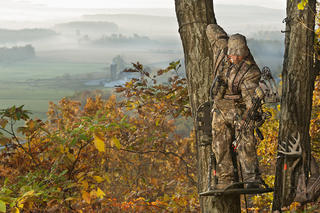 You'll never get ever neighboring landowner on the same page. But you can try. These efforts go a long way in promoting quality deer management. (Brian Herndon photo)