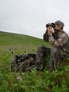 Having the right gear is crucial, especially when hunting in rugged terrain. (Joe Bell photo)