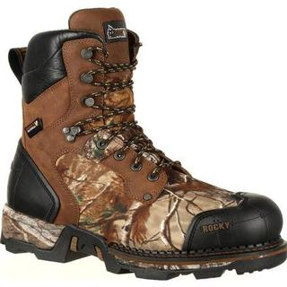 Rocky Hunt Maxx 800G Insulated Boot in Realtree Xtra