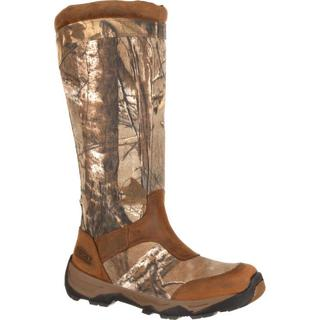 Rocky® Retraction Waterproof Side-Zip Snake Boot