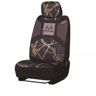 SPG Realtree Black Low Back Seat Cover