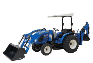 New Holland Workmaster™ 35/40 Compact T4B