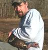 Dr. Michael Chamberlain is renowned for his research on wild turkeys.