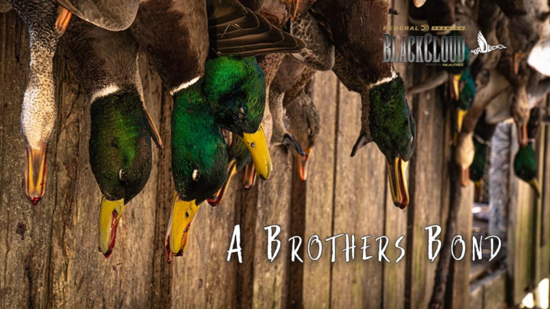 Check out the action from the Ultimate Duck Hunt Sweepstakes.